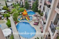 Apartmán  2-кк Slunečné pobřeží