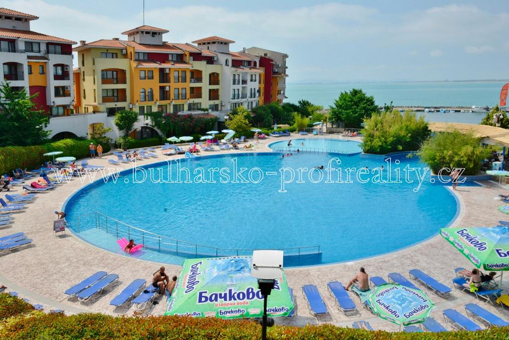Marina Cape Aheloy Bulharsko